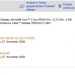 Dell Rabatt-Aktion: Bis zu 337 EUR Sparpotential