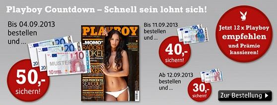 Playboy Countdown