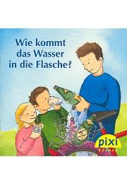 pixi wasser flasche