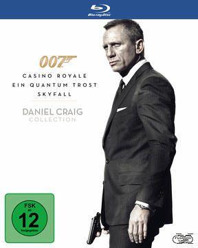 Daniel Craig Blu-ray box