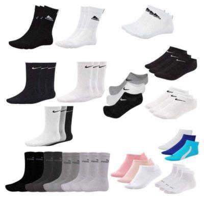 Adidas-Nike-Puma-Socken