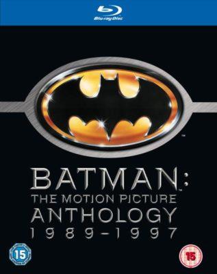 Batman The Motion Picture Anthology