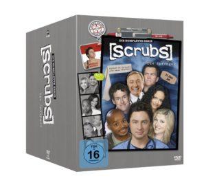 scrubs die anfänger die komplette serie auf dvd beitrag