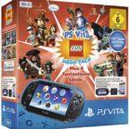 PS Vita inkl. Lego Mega Pack