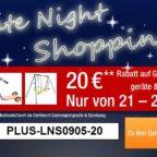 Plus Late Night Shopping 09-05-2014 Beitragsbild