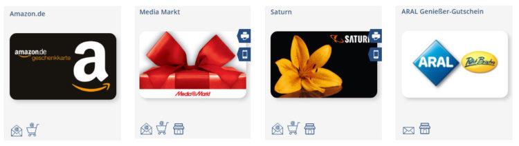 472dbd16c75ae8 Diese Premium-Gutscheine sind zusätzlich zu den Standard-Gutscheinen auch  bei Amazon.de