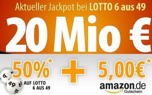 Gutschein Lotto24