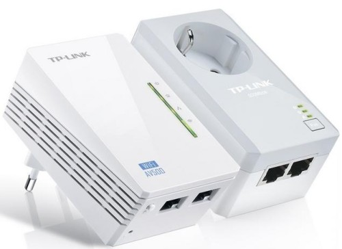 tplink powerline 300mbit 500mbit tl wpa4226kit