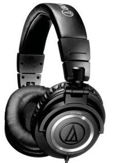 audio technica over ear