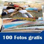 100 Fotos Gratis bestellen