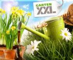 10% Rabatt auf alle Gartengeräte von GartenXXL