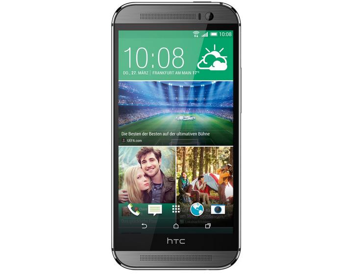 smartphone htc one m8 5 display 16gb lte f r 219 90. Black Bedroom Furniture Sets. Home Design Ideas