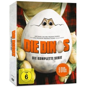 Die Dinos Komplette Serie BB