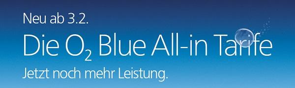 Die o2 Blue Tarife LTE IBB