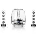 2.1 Lautsprechersystem Harman Kardon SoundSticks III für 107€ (statt 149€)