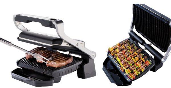 elektrogrill tefal optigrill gc702d watt 4 tefal steakmesser f r 111 statt 146. Black Bedroom Furniture Sets. Home Design Ideas