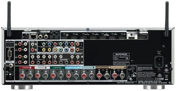 Marantz SR5009 iBB