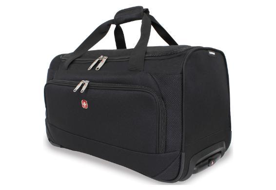 wenger reisetasche auf rollen 51 liter f r 54 95 statt 92 schn ppchen blog mit. Black Bedroom Furniture Sets. Home Design Ideas