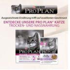 gratis katzenfutter angebot