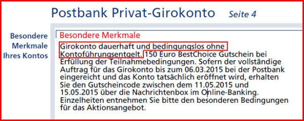 postbank-150euro-kostenlose-kontofuehrung