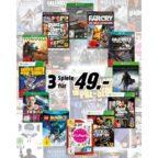 Media Markt 3 Spiele 49 Euro bb