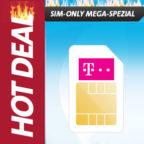 Telekom: Allnet-Flat + Surf-Flats (1GB / 2GB / 4GB) für mtl. 7,90€ / 8,90€ / 17,17€