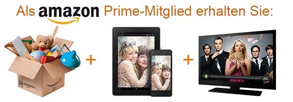 Amazon Prime Infoartikel IBB