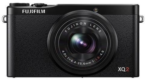 Fujifilm XQ2 Full HD Kompaktkamera