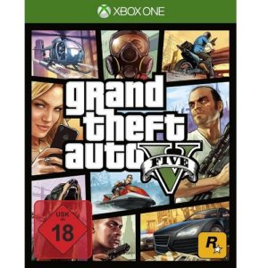 GTA V Xbox One BB