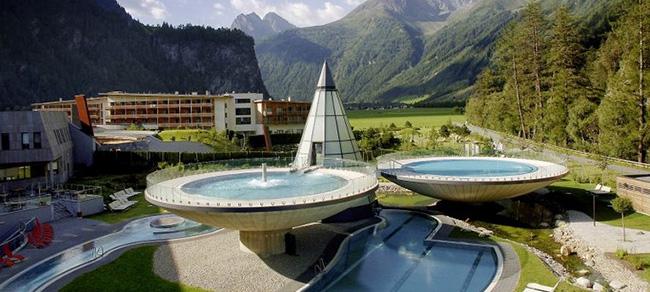 Aqua-Dome-Tirol-Sauna