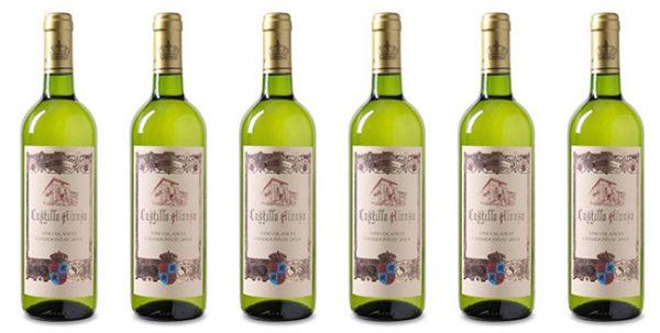 Castillo Alonso Chardonnay Weißwein