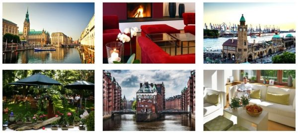 Hamburg Travelbird Deal