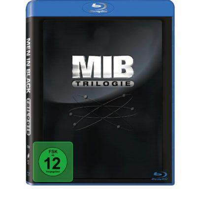 Men in Black Trilogie Blu-ray