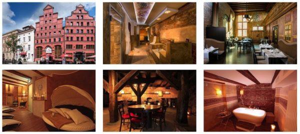 Romantik Hotel Stralsund