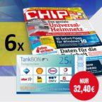 chip mit dvd 6 ausgaben bb