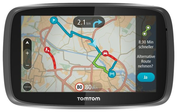 TomTom Go Europes 6000