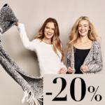 Orsay: 20% auf alle Strickpullover, Strickjacken und Ponchos