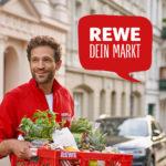 REWE Lieferservice testen: 10€ Neukunden-Gutschein + 5€ BestChoice Gutschein (50€ Mindestrechnungsbetrag) *nur bis 20.10.2019*