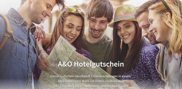 AO Hotel Gutschein IBB