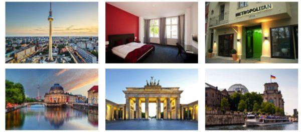 Berlin Flugreise 2