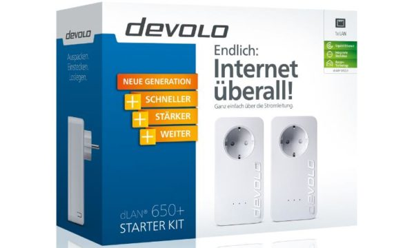 Devolo dLAN 650+ Starter Kit