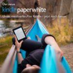 Kindle Paperwhite (WLAN) generalüberholt für 79,99€ (statt 109,99€) - mit Spezialangeboten