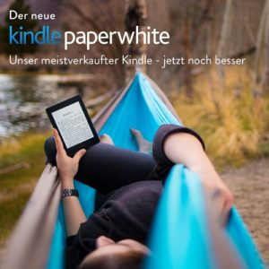 Kindle Paperwhite 2015 BB