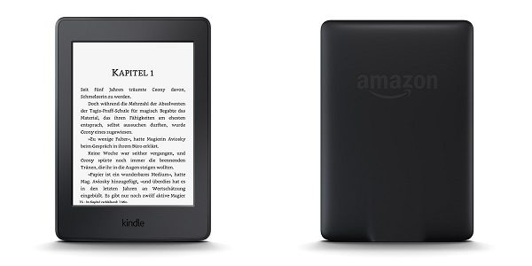 Kindle Paperwhite 2015 iBB