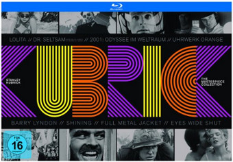 Kubrick Masterpiece Collection
