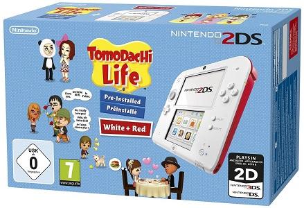 Nintendo 2DS-Tomodachi Life