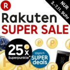 Rakuten Super Sale BB