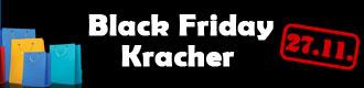 Black Friday - nicht verpassen!