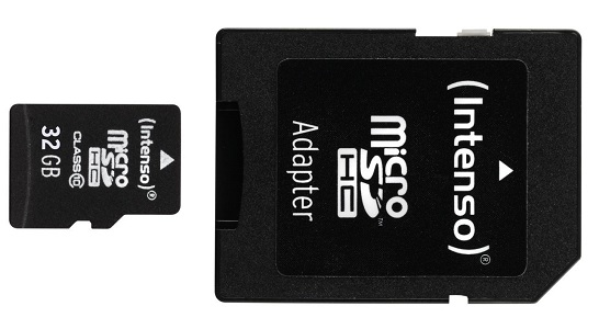 intenso-micro sdhc-32gb