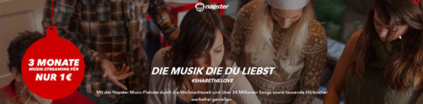 Napster-3-Monate-für-1€-Music-Flatrate-mit-34-Mio.-Titeln